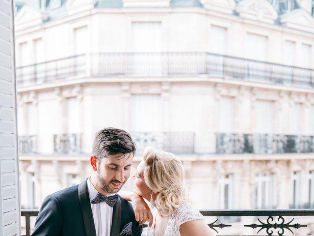 Le mariage de Mickaël et Daniela à Paris, Paris 74