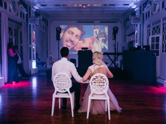 Le mariage de Mickaël et Daniela à Paris, Paris 98