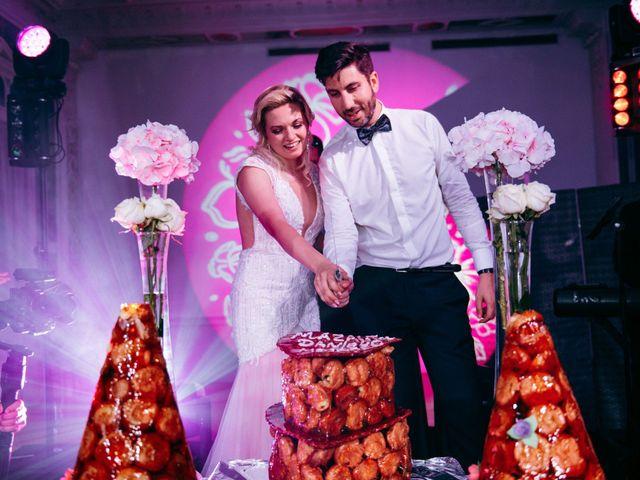 Le mariage de Mickaël et Daniela à Paris, Paris 101