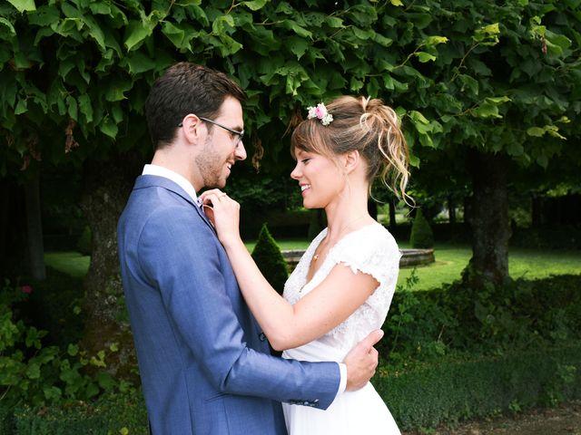 Le mariage de Juliette et Fabien