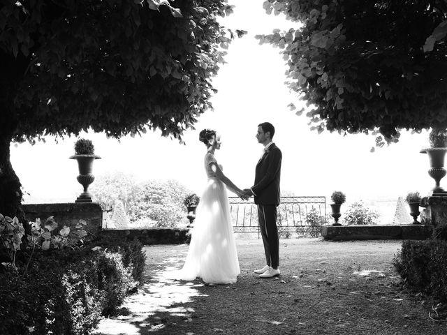 Le mariage de Fabien et Juliette à Nancy, Meurthe-et-Moselle 41