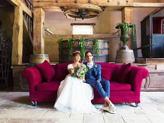 Le mariage de Fabien et Juliette à Nancy, Meurthe-et-Moselle 50