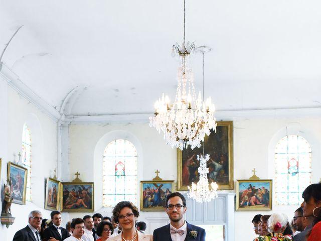 Le mariage de Fabien et Juliette à Nancy, Meurthe-et-Moselle 58