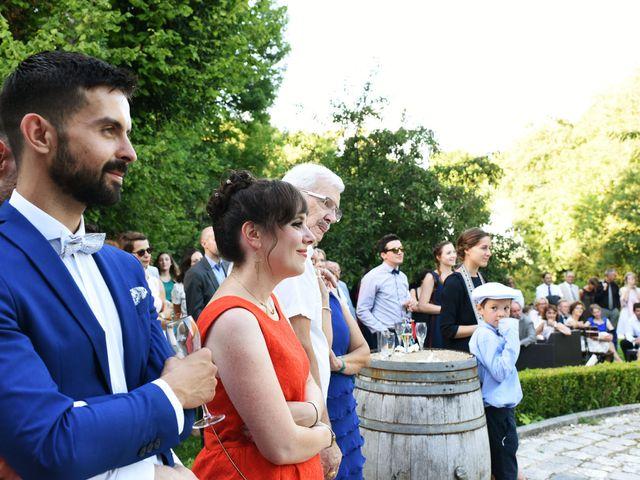 Le mariage de Fabien et Juliette à Nancy, Meurthe-et-Moselle 137