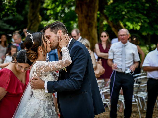 Le mariage de Thomas et Yasmine à Poitiers, Vienne 34