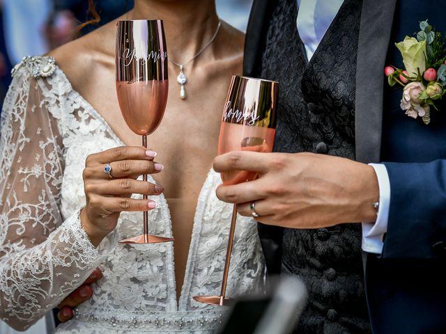 Le mariage de Thomas et Yasmine à Poitiers, Vienne 40