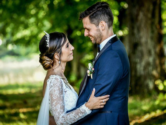 Le mariage de Thomas et Yasmine à Poitiers, Vienne 54