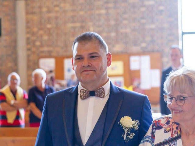 Le mariage de Baptiste et Jennifer à Troyes, Aube 27