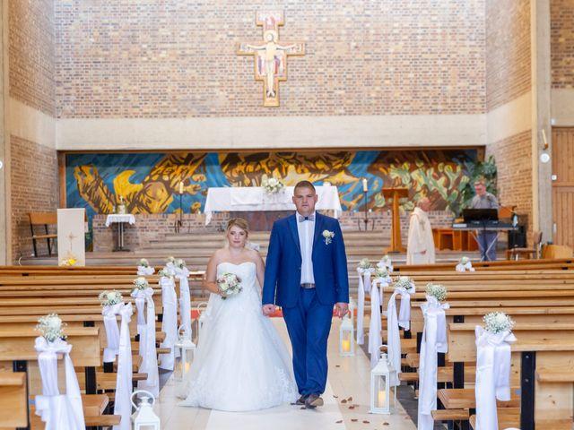 Le mariage de Baptiste et Jennifer à Troyes, Aube 33