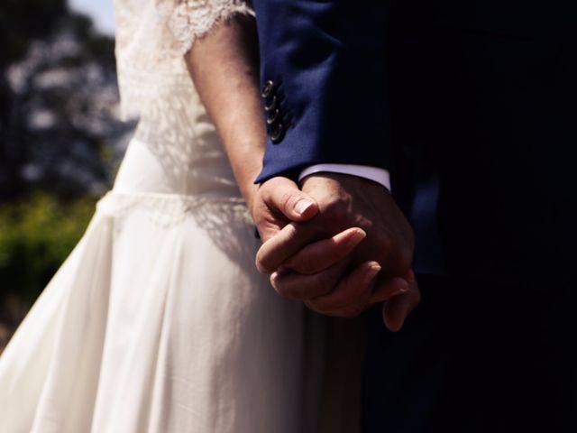 Le mariage de Arash et Anne-Louise à Valflaunès, Hérault 10
