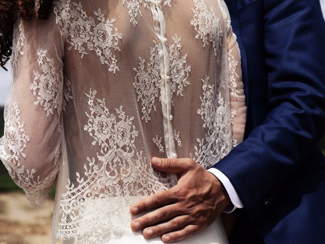 Le mariage de Arash et Anne-Louise à Valflaunès, Hérault 1