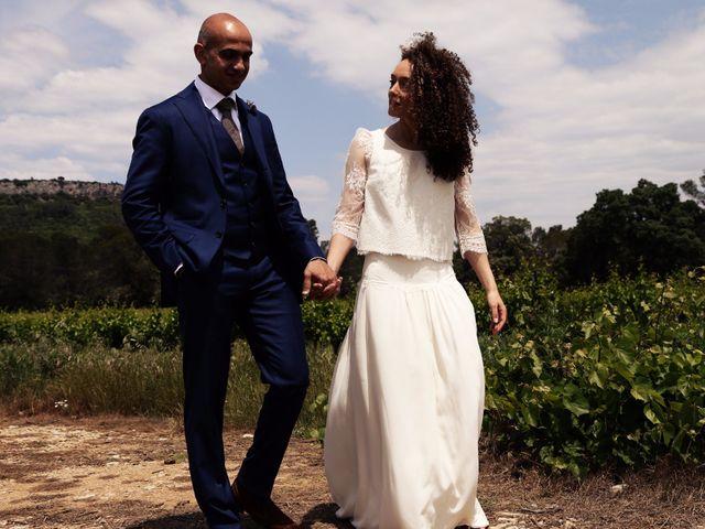 Le mariage de Arash et Anne-Louise à Valflaunès, Hérault 11