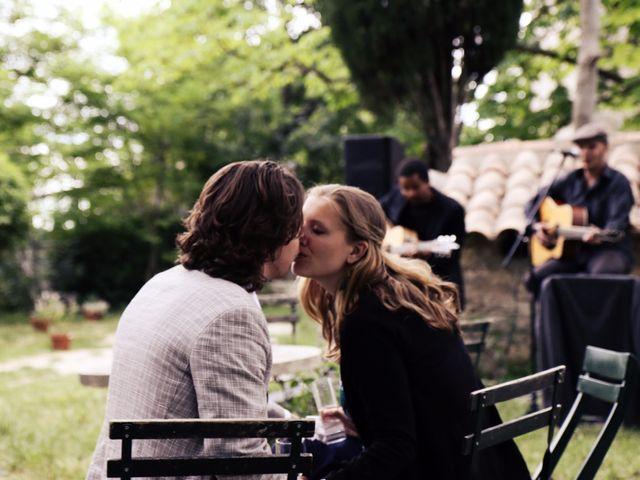 Le mariage de Arash et Anne-Louise à Valflaunès, Hérault 26