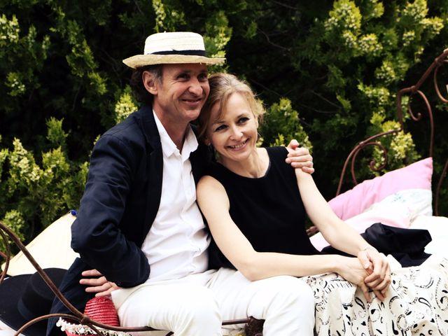 Le mariage de Arash et Anne-Louise à Valflaunès, Hérault 34