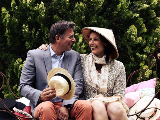 Le mariage de Arash et Anne-Louise à Valflaunès, Hérault 35