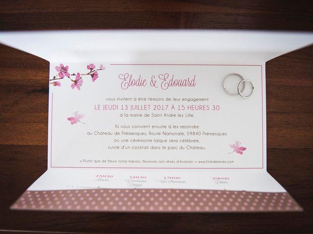 Le mariage de Edouard et Elodie à Lomme, Nord 10