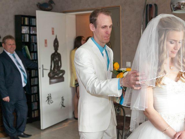 Le mariage de Guillaume et Elena à Boulogne-Billancourt, Hauts-de-Seine 7