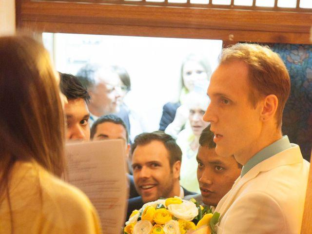 Le mariage de Guillaume et Elena à Boulogne-Billancourt, Hauts-de-Seine 11