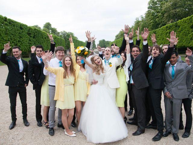 Le mariage de Guillaume et Elena à Boulogne-Billancourt, Hauts-de-Seine 23