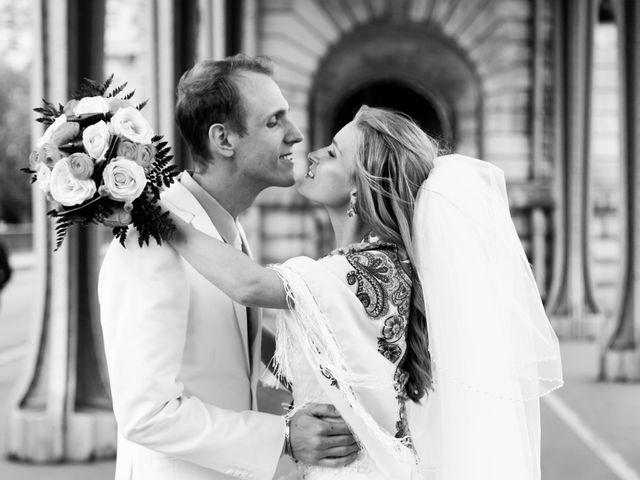 Le mariage de Guillaume et Elena à Boulogne-Billancourt, Hauts-de-Seine 35