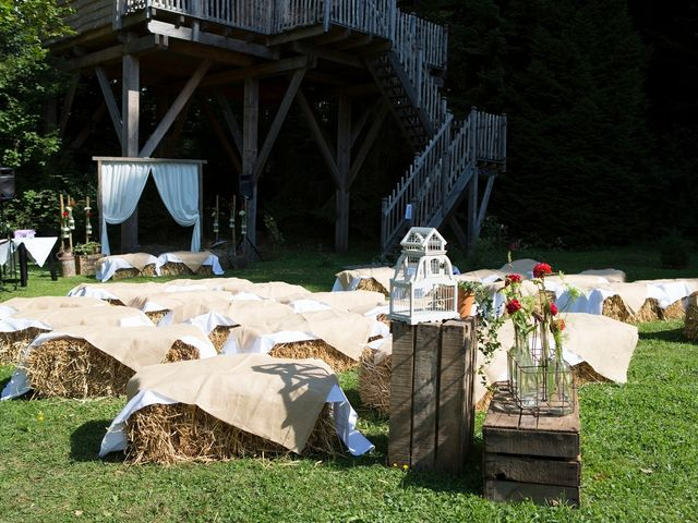 Le mariage de Michaël et Marie-Laure à Larringes, Haute-Savoie 3