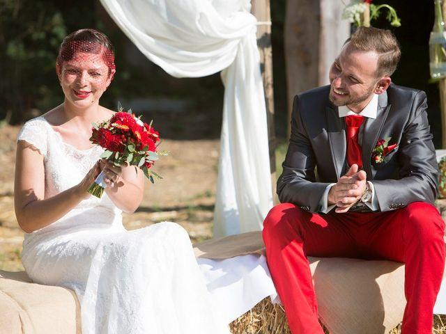 Le mariage de Michaël et Marie-Laure à Larringes, Haute-Savoie 4