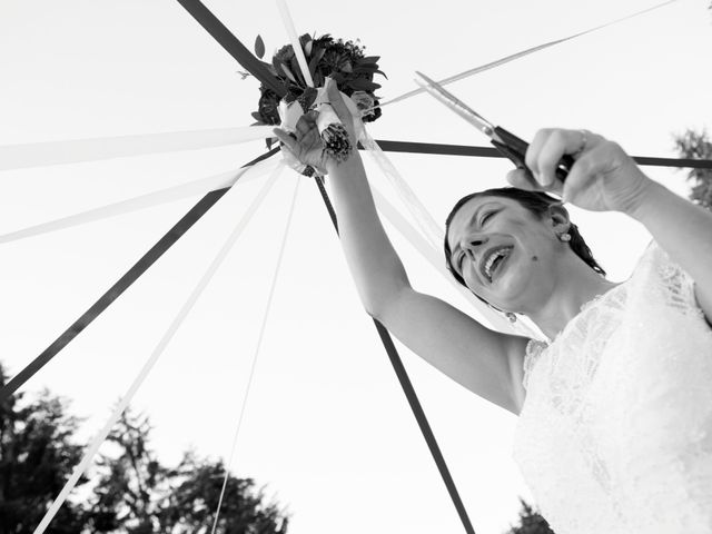 Le mariage de Michaël et Marie-Laure à Larringes, Haute-Savoie 7