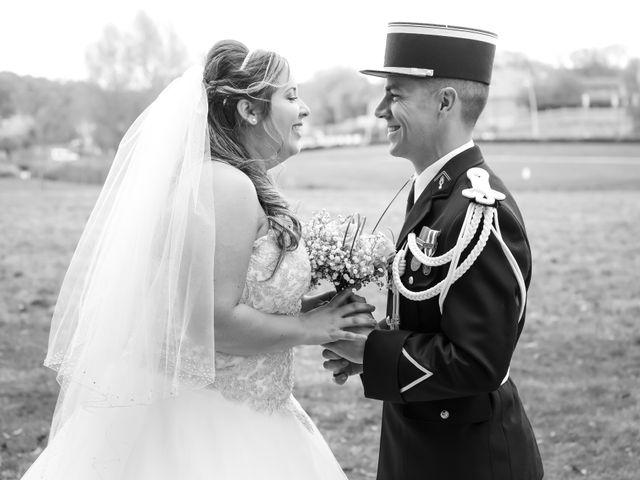 Le mariage de Nicolas et Ambre à Les Essarts, Vendée 39