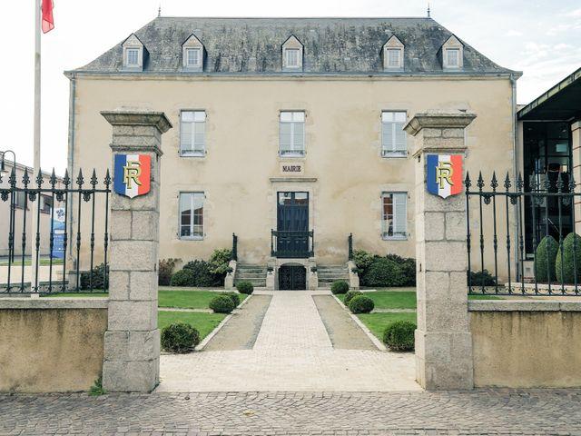 Le mariage de Nicolas et Ambre à Les Essarts, Vendée 50