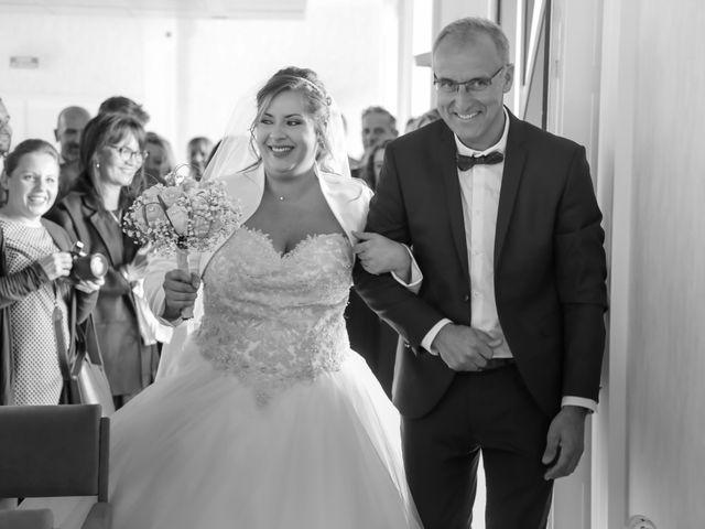 Le mariage de Nicolas et Ambre à Les Essarts, Vendée 58
