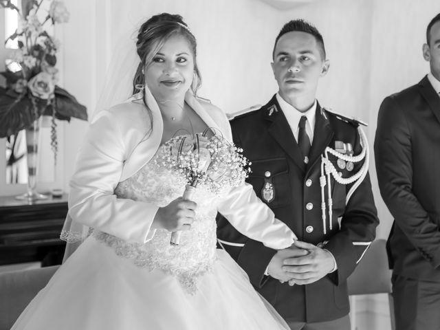 Le mariage de Nicolas et Ambre à Les Essarts, Vendée 60