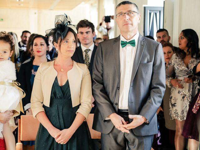 Le mariage de Nicolas et Ambre à Les Essarts, Vendée 66