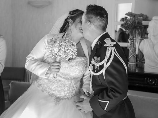 Le mariage de Nicolas et Ambre à Les Essarts, Vendée 72