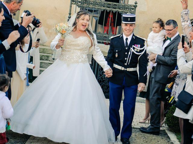 Le mariage de Nicolas et Ambre à Les Essarts, Vendée 91