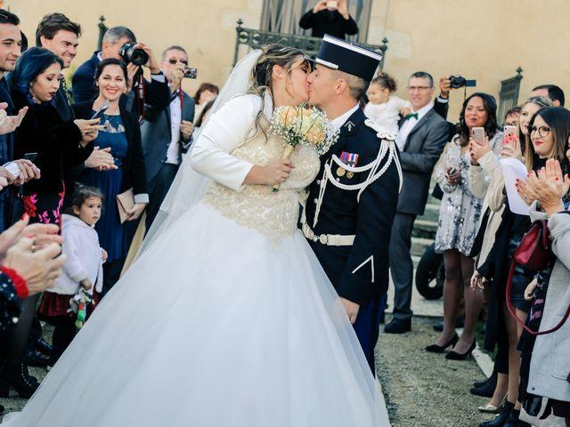 Le mariage de Nicolas et Ambre à Les Essarts, Vendée 92