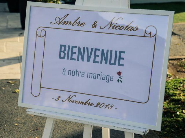 Le mariage de Nicolas et Ambre à Les Essarts, Vendée 97