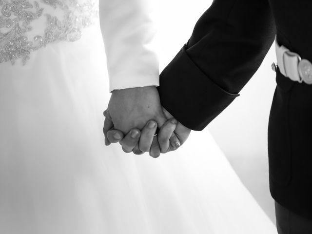 Le mariage de Nicolas et Ambre à Les Essarts, Vendée 171