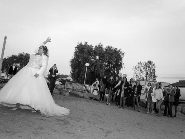 Le mariage de Nicolas et Ambre à Les Essarts, Vendée 188