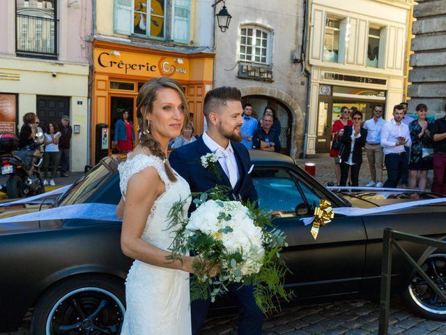 Le mariage de Tanguy et Sophie à Le Puy-en-Velay, Haute-Loire 17