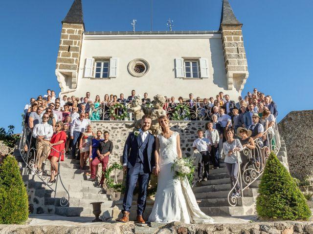 Le mariage de Tanguy et Sophie à Le Puy-en-Velay, Haute-Loire 35