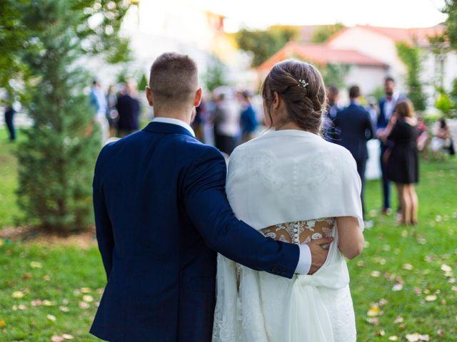 Le mariage de Tanguy et Sophie à Le Puy-en-Velay, Haute-Loire 44