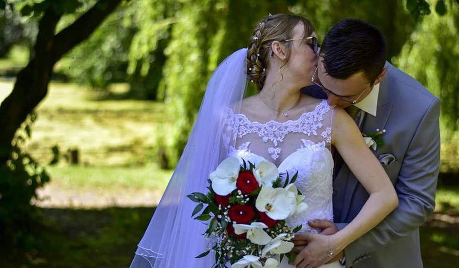 Le mariage de Florian et Aurélie à Canny-sur-Matz, Oise