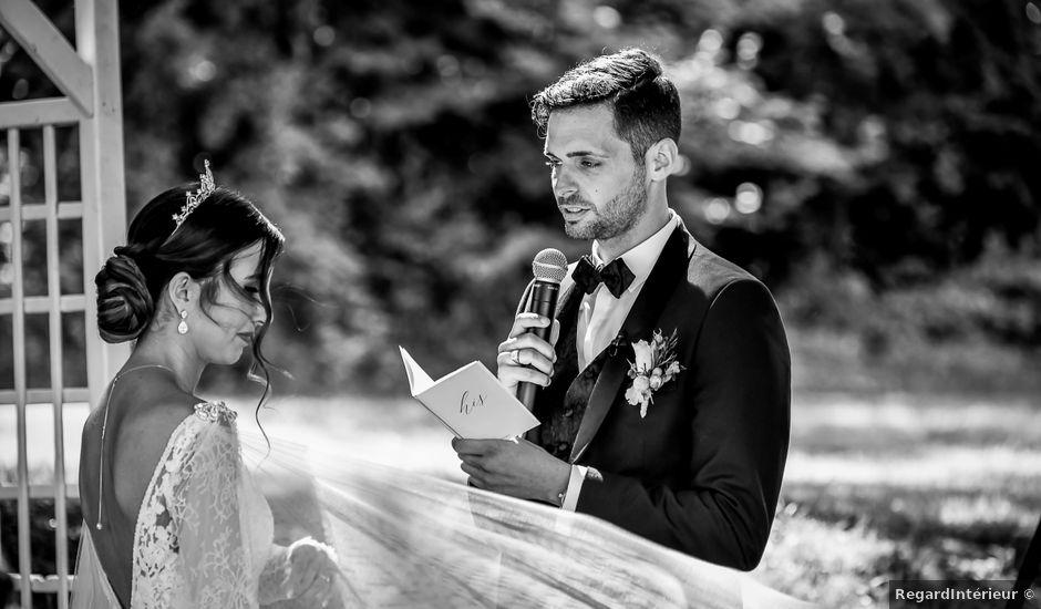 Le mariage de Thomas et Yasmine à Poitiers, Vienne