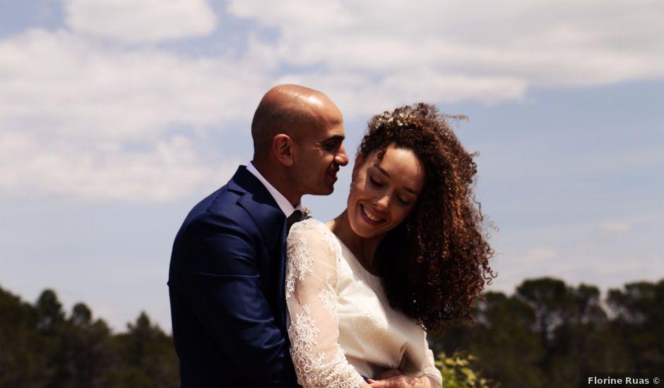 Le mariage de Arash et Anne-Louise à Valflaunès, Hérault