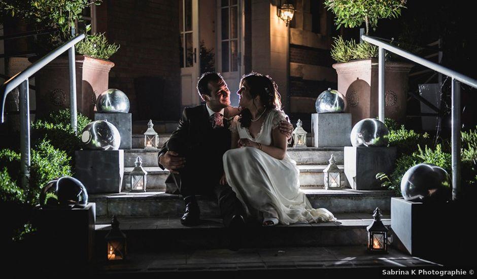 Le mariage de Edouard et Elodie à Lomme, Nord