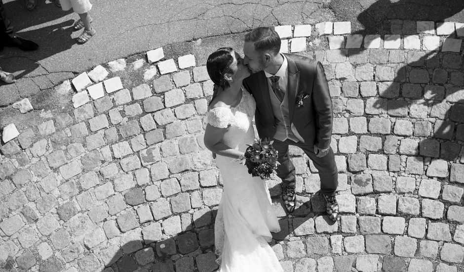 Le mariage de Michaël et Marie-Laure à Larringes, Haute-Savoie