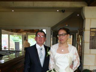 Le mariage de FLORENCE et MARC