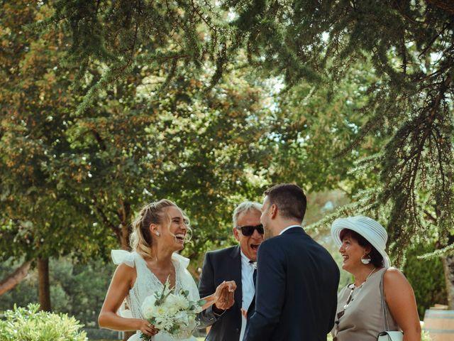 Le mariage de Charly et Delphine à Pujaudran, Gers 18