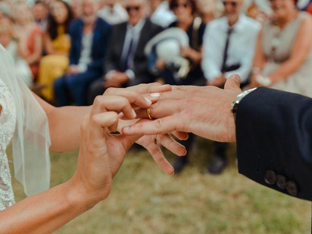 Le mariage de Charly et Delphine à Pujaudran, Gers 22