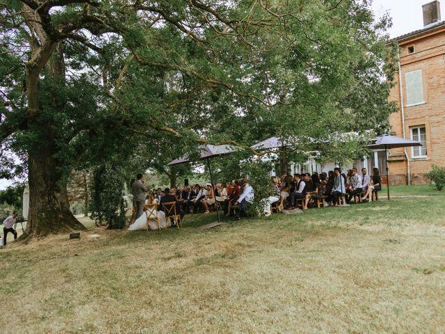 Le mariage de Charly et Delphine à Pujaudran, Gers 24